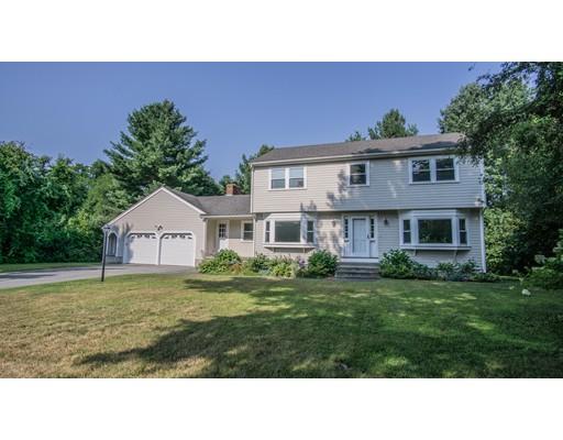 واحد منزل الأسرة للـ Sale في 8 Danforth Circle Andover, Massachusetts 01810 United States