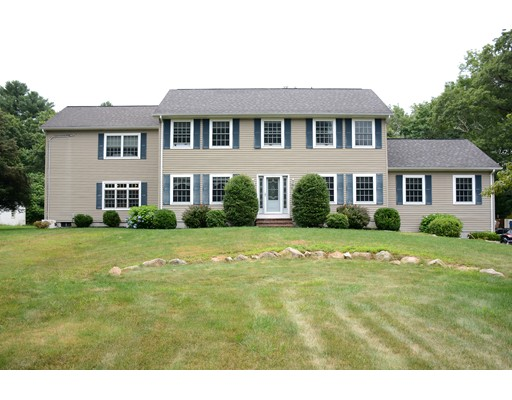 Single Family Home for Sale at 96 Highland Street 96 Highland Street Middleboro, Massachusetts 02346 United States
