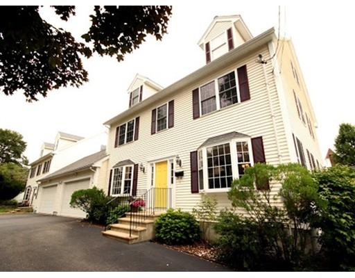 Casa Unifamiliar por un Venta en 5 Melvin Street Wakefield, Massachusetts 01880 Estados Unidos