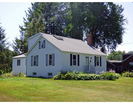 Single Family Home for Sale at 48 Graves Street Deerfield, Massachusetts 01373 United States