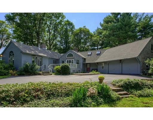 Casa Unifamiliar por un Venta en 290 Redemption Rock Trail N. Princeton, Massachusetts 01541 Estados Unidos