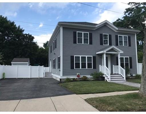 واحد منزل الأسرة للـ Sale في 22 Proctor Circle Peabody, Massachusetts 01960 United States