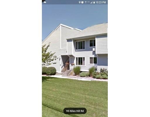 独户住宅 为 出租 在 85 Niles Hill Road Southwick, 马萨诸塞州 01077 美国