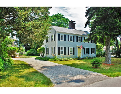 Single Family Home for Sale at 22 Siders Pond Road Falmouth, Massachusetts 02540 United States