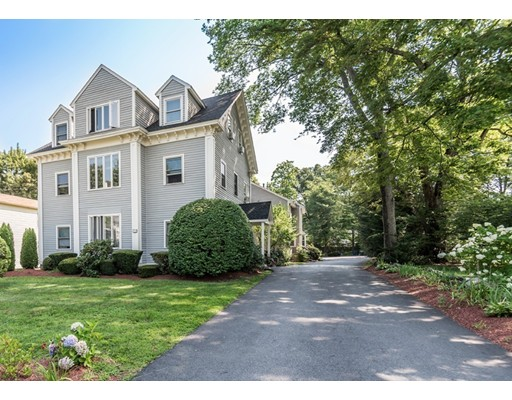Appartement en copropriété pour l Vente à 55 High Street Andover, Massachusetts 01810 États-Unis
