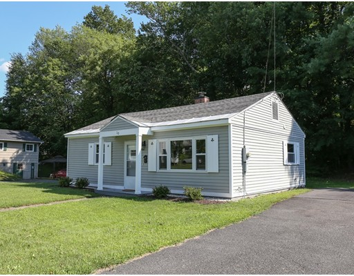 Single Family Home for Sale at 10 Pine Street Greenfield, Massachusetts 01301 United States