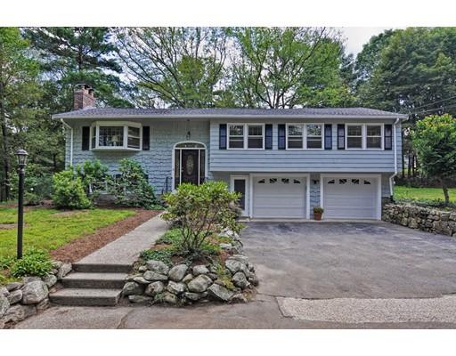 Single Family Home for Sale at 35 Oakhurst Lane Holliston, Massachusetts 01746 United States