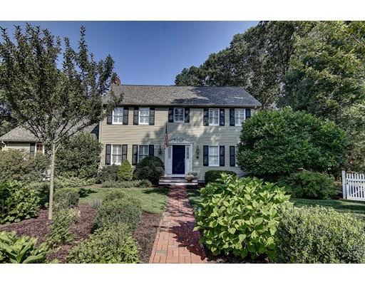 独户住宅 为 销售 在 1 White Hill 坎伯兰郡, 罗得岛 02864 美国