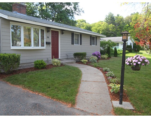Single Family Home for Sale at 58 James Street Holbrook, Massachusetts 02343 United States