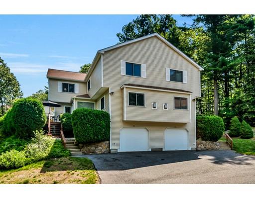 Appartement en copropriété pour l Vente à 50 Arrowhead Circle Ashland, Massachusetts 01721 États-Unis