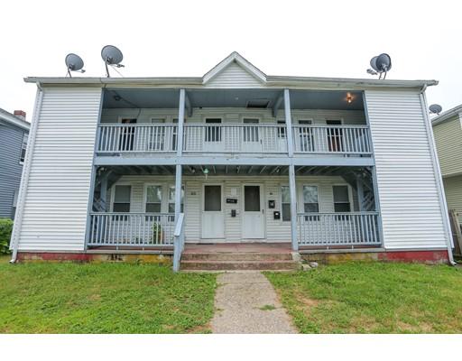 Casa Multifamiliar por un Venta en 61 Quebec Street Springfield, Massachusetts 01151 Estados Unidos