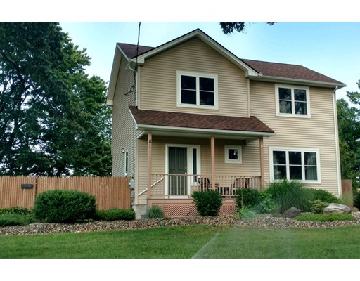 Single Family Home for Sale at 81 Jacob Street Chicopee, Massachusetts 01020 United States