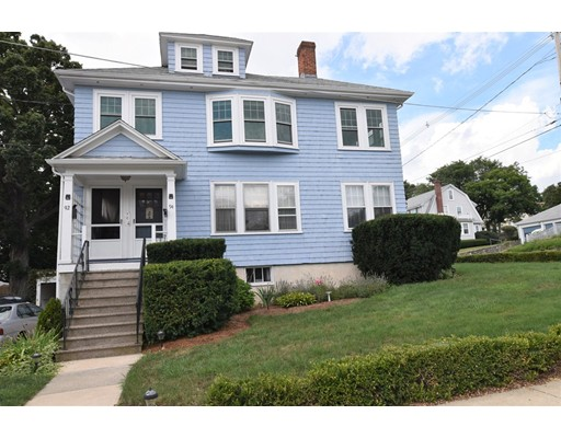 Multi-Family Home for Sale at 92 Creeley Road Belmont, Massachusetts 02478 United States