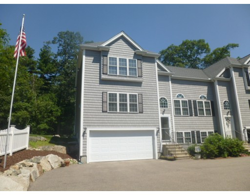 Single Family Home for Sale at 12 Foxhill Road Foxboro, Massachusetts 02035 United States