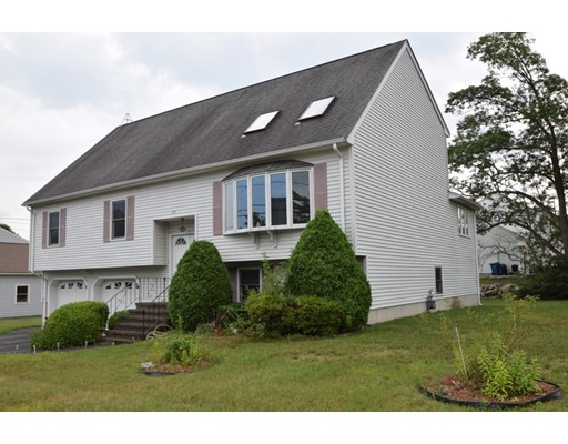 Single Family Home for Sale at 35 Marie Way Randolph, Massachusetts 02368 United States