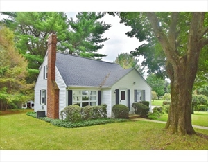 1 Bruce Road  is a similar property to 17 Samoset Rd  Woburn Ma