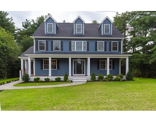 Picture 11 of 52 Greenwood Rd  Burlington Ma 4 Bedroom Single Family