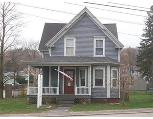 Частный односемейный дом для того Продажа на 11 Southbridge Street Auburn, Массачусетс 01501 Соединенные Штаты