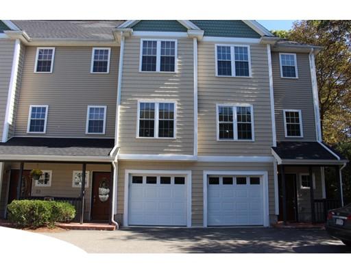 Single Family Home for Rent at 8 Grant Street Natick, Massachusetts 01760 United States