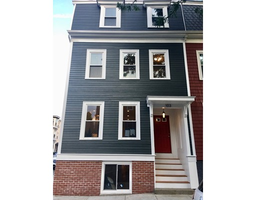 Picture 1 of 103 Cottage St Unit 1 Boston Ma  2 Bedroom Condo#