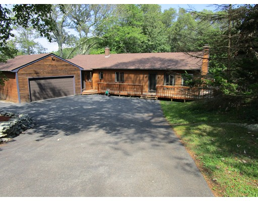 Single Family Home for Sale at 76 Burlingame Road Smithfield, Rhode Island 02917 United States