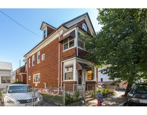 Multi-Family Home for Sale at 27 Everett Avenue Somerville, Massachusetts 02145 United States