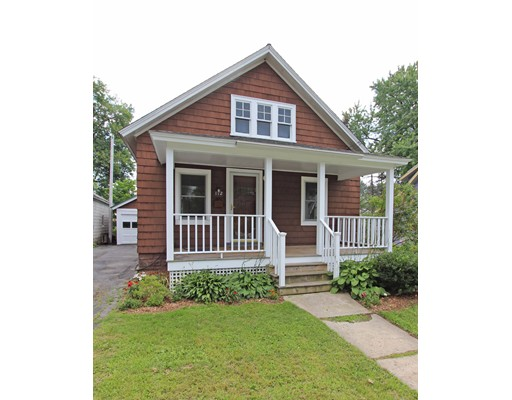 Single Family Home for Sale at 112 Maple Street Greenfield, Massachusetts 01301 United States
