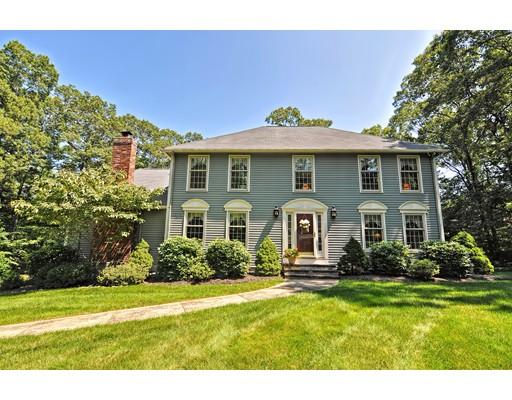 独户住宅 为 销售 在 11 Downingwood Drive 富兰克林, 马萨诸塞州 02038 美国