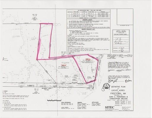Земля для того Продажа на Locust St. Lot 1 Freetown, Массачусетс 02702 Соединенные Штаты