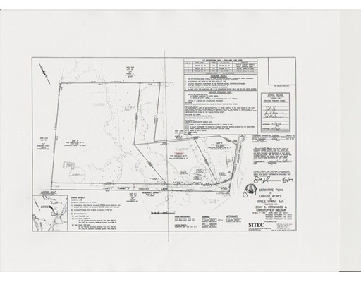 Земля для того Продажа на Locust St. Lot 2 Freetown, Массачусетс 02702 Соединенные Штаты
