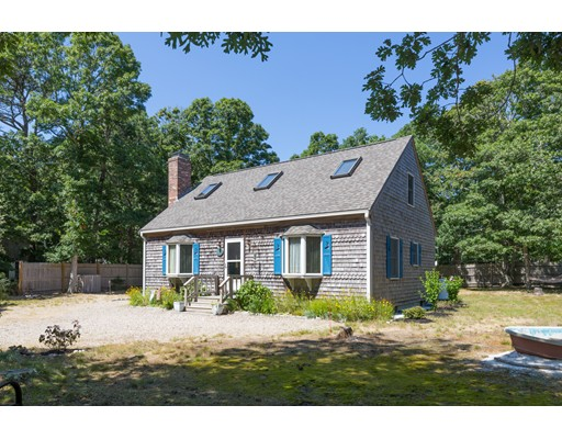 Single Family Home for Sale at 260 Cooks Brook Road Eastham, Massachusetts 02642 United States
