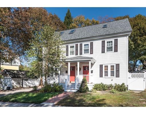 Appartement en copropriété pour l Vente à 4 Summer Street Andover, Massachusetts 01810 États-Unis