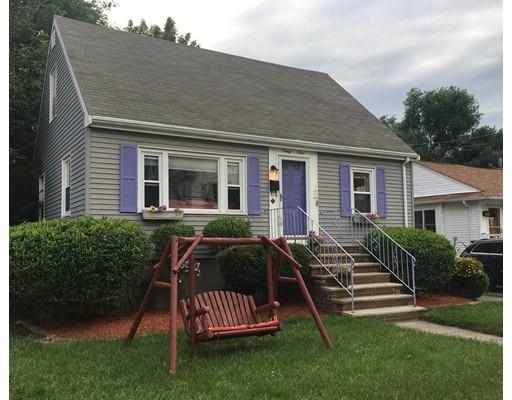 Rentals for Rent at 35 Meyer Street Boston, Massachusetts 02131 United States