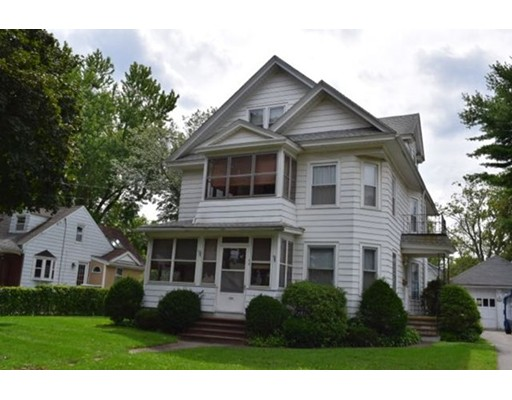 36-38 Bither Street, Springfield, MA 01118