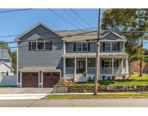 Частный односемейный дом для того Продажа на 333 Winthrop Street Medford, Массачусетс 02155 Соединенные Штаты