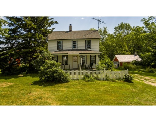 Single Family Home for Sale at 222 South Street Chesterfield, Massachusetts 01020 United States