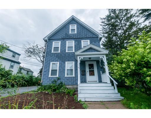 Casa Unifamiliar por un Alquiler en 150 Franklin Framingham, Massachusetts 01702 Estados Unidos