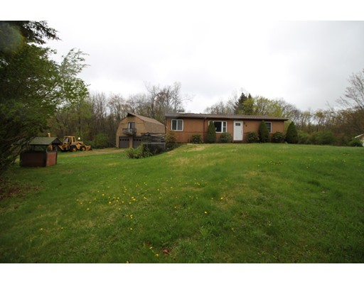 Single Family Home for Sale at 6 Treadwell Drive Spencer, Massachusetts 01562 United States