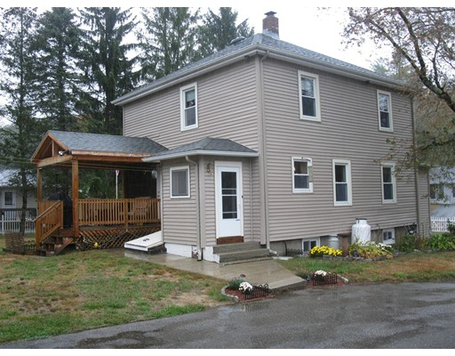 Single Family Home for Sale at 422 Riverside Drive 422 Riverside Drive Thompson, Connecticut 06255 United States
