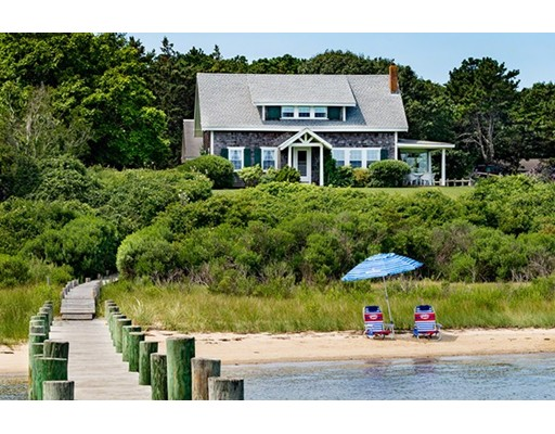 Casa Unifamiliar por un Venta en 44 Green Hollow Road Edgartown, Massachusetts 02539 Estados Unidos