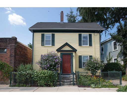 Picture 1 of 15 Hanson St  Somerville Ma  2 Bedroom Single Family#