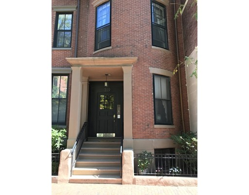 Additional photo for property listing at 319 Dartmouth Street  Boston, Massachusetts 02116 Estados Unidos
