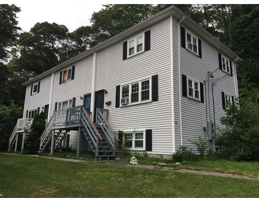 Condominium for Sale at 512 Quincy Street Fall River, Massachusetts 02720 United States