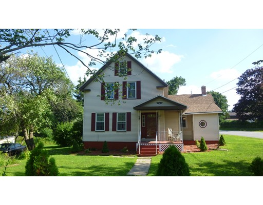 Casa Unifamiliar por un Venta en 546 West Broadway Gardner, Massachusetts 01440 Estados Unidos