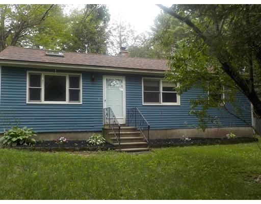 Single Family Home for Sale at 11 Penacook Drive Ashburnham, Massachusetts 01430 United States
