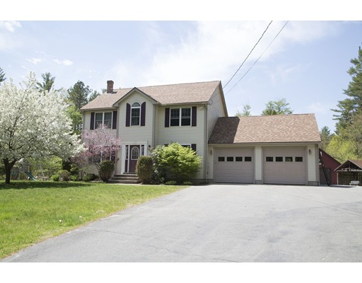 Single Family Home for Sale at 282 E Monomonac Road Rindge, New Hampshire 03461 United States