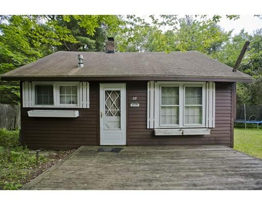 独户住宅 为 销售 在 28 Brook Lane 贝克特, 马萨诸塞州 01223 美国