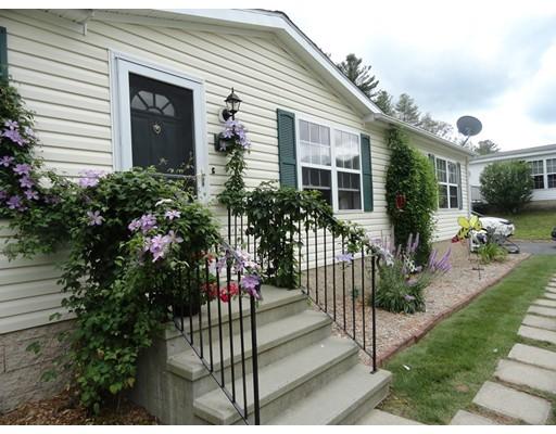 Maison unifamiliale pour l Vente à 43 Deer Run Brookfield, Massachusetts 01506 États-Unis