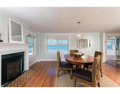 Частный односемейный дом для того Продажа на 118 Oceanside Drive 118 Oceanside Drive Scituate, Массачусетс 02066 Соединенные Штаты