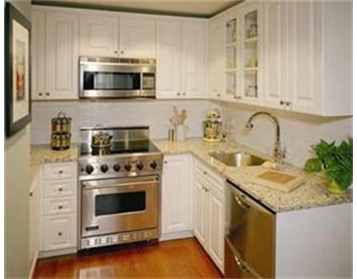 共管式独立产权公寓 为 出租 在 20 Chapel St #B1012 20 Chapel St #B1012 布鲁克莱恩, 马萨诸塞州 02446 美国